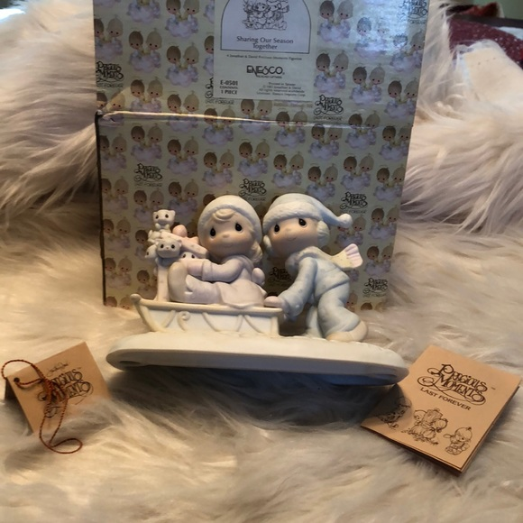 Precious Moments - Christmas theme